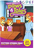 Chuck Swindoll's Paws & Tales Biblical Wisdom for Kids: Putting Others First