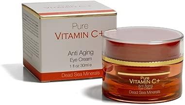 Dead Sea Minerals Pure Vitamin C+ Anti Aging Eye Cream