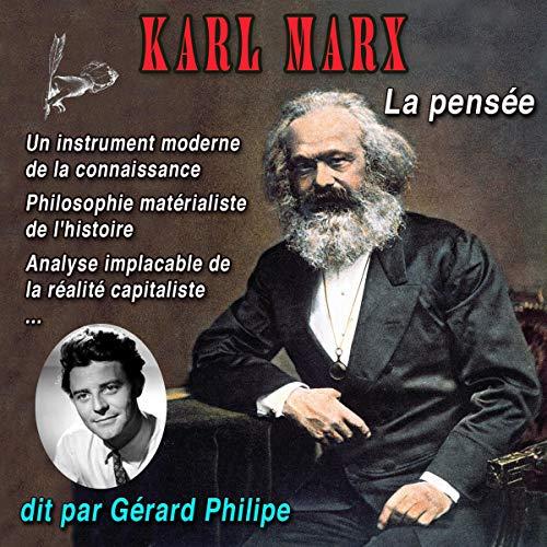 La Pensée de Marx cover art
