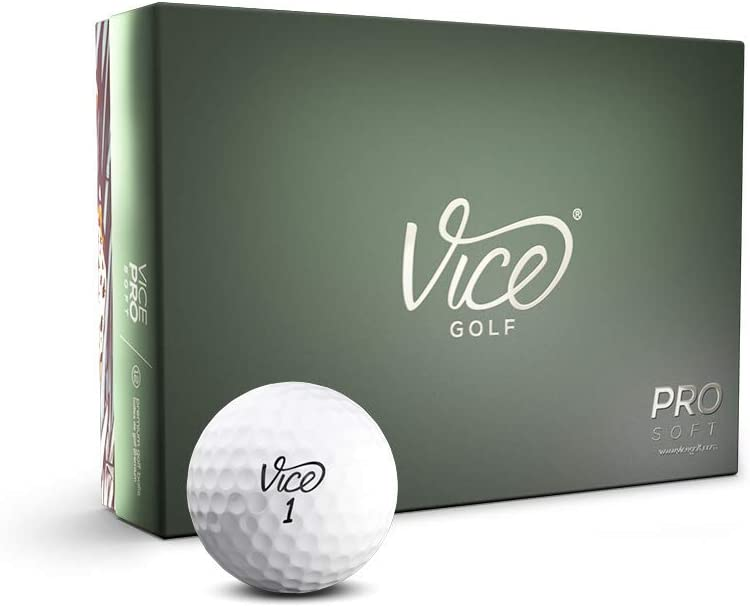 Vice Pro Soft Golf Ball