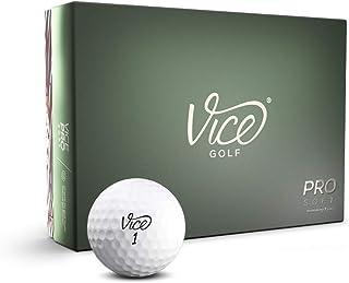 توپ های گلف نرم Vice Golf Pro (یک دوازده)