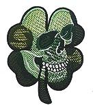 Flower Skull Embroidery...image