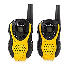 This Is A Nice Decent But Still Cheap Walkie Talkie Set That Comes Highly Recommended Binotone Are A Really Good Make And So Youll Be Sure That These Will