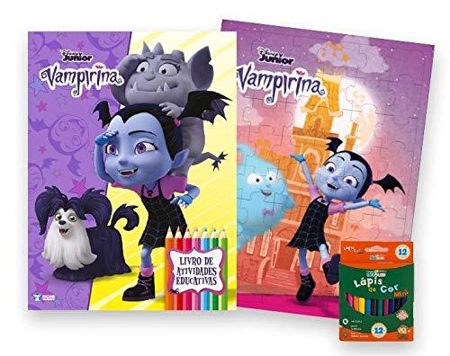 Kit Diversão Disney - Vampirina