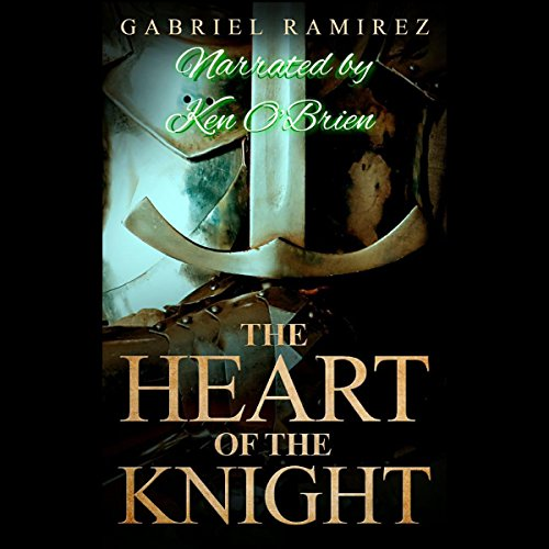 The Heart of the Knight audiobook cover art