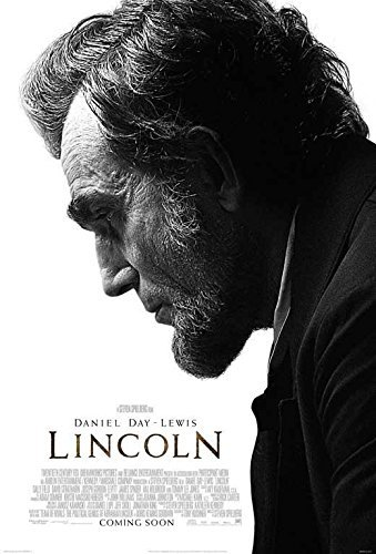 Lincoln Poster Movie 27 x 40 Inches - 69cm x 102cm Joseph Gordon-Levitt Daniel Day-Lewis Tommy Lee Jones John Hawkes Sally Field Jackie Earle Haley Michael Stuhlbarg by Movie Posters