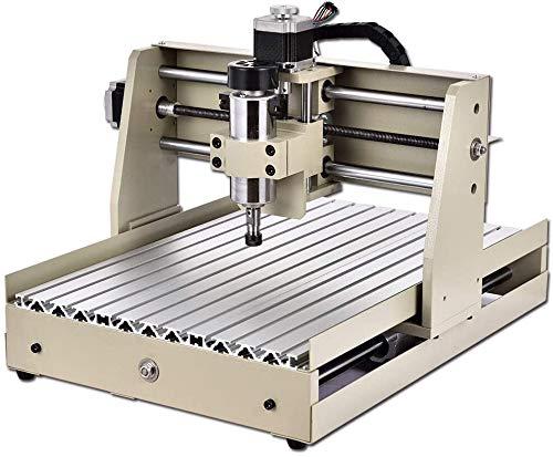 4 Achse Router 3040 Graviermaschine CNC Fräsmaschine, 400W VFD USB Router 3D Engraver  Milling Tool Mühle Fräser