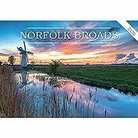 Norfolk Broads A5 Calendar 2022