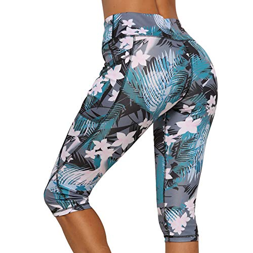 NIGHTMARE Leggings para Mujeres Mujeres Fitness Yoga Pantalones Running Gym Workout Leggings Mujeres 'Workout Running Tummy Control M