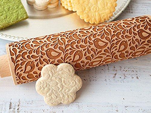 cotta(コッタ)『木製クッキーローラー』
