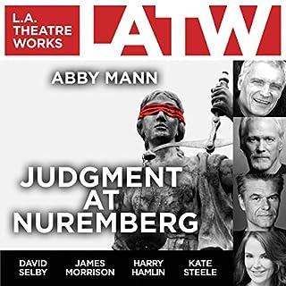 Judgment at Nuremberg cover art