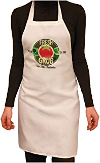 Custom Apron, Upload Your Picture, Logo, or Design, Personalized Sublimated Printed Apron