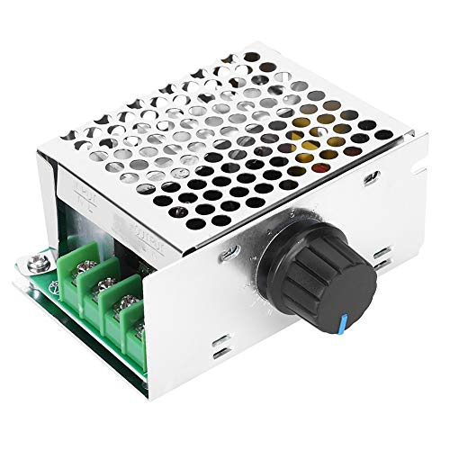 DC Motor Controller Governor High Voltage Electronic Stepless Speed Switch Drive Board 220V 500W