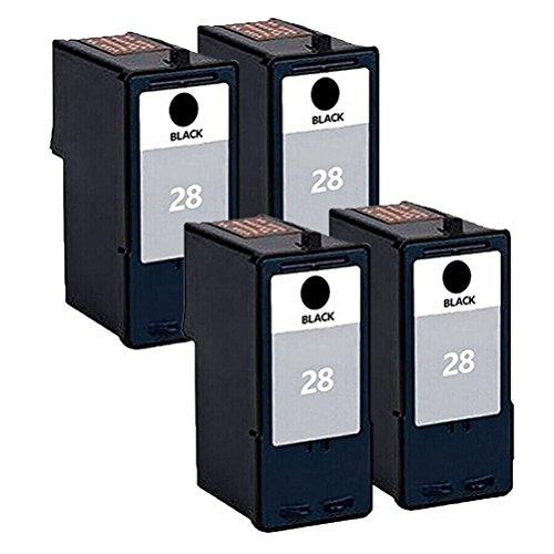 ouguan compatibile Cartucce d' inchiostro per Lexmark 2829per Lexmark X5070X 5075x5320X 5340x5410X 5495stampante