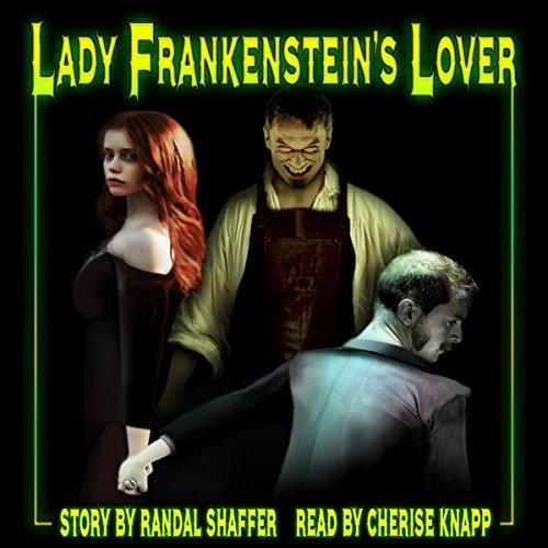 Lady Frankenstein's Lover audiobook cover art