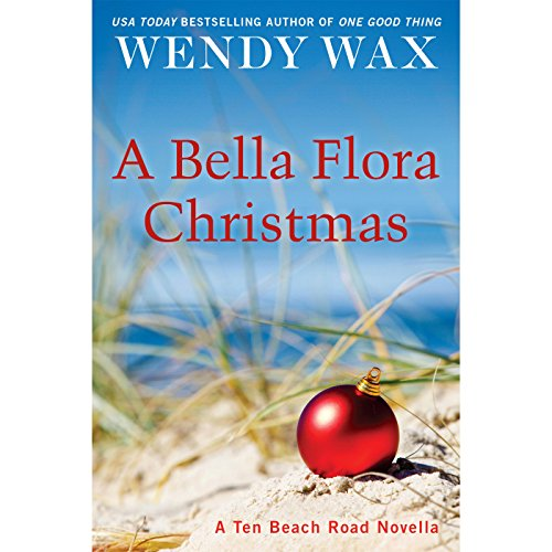 A Bella Flora Christmas audiobook cover art