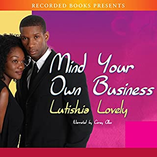 Mind Your Own Business audiobook cover art