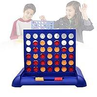 4 Gewinnt Strategiespiel, 4 Gewinnt Action Spiel, Temporeiches Kinderspiel Für Kinder Ab 5 Jahren