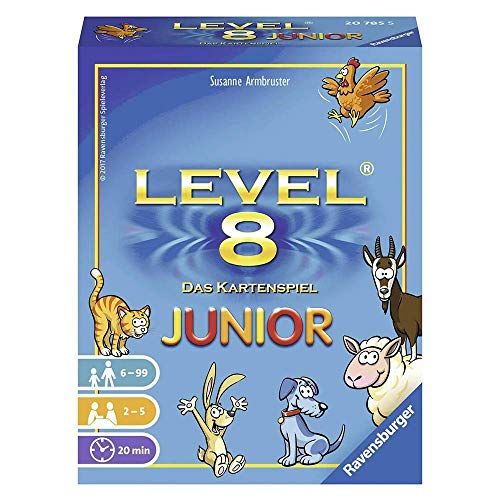 Ravensburger Level 8 Junior, 20786