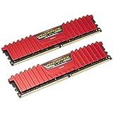 CORSAIR DDR4 デスクトップPC用 メモリモジュール VENGEANCE LPX Series 16GB×2枚キット CMK32GX4M2A2666C16R