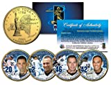 Yankees CORE Four Statehood NY Quarters 4-Coin Set Jeter Mariano Posada PETTITTE
