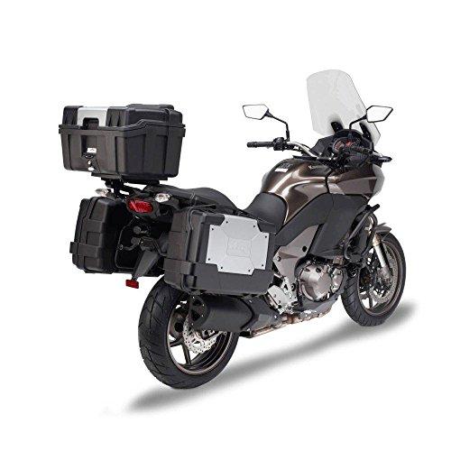 Kappa - Portavaligie Lateral de extracción rápida para Maletas monokey klr4105 Kawasaki versys 1000 () 13> 12