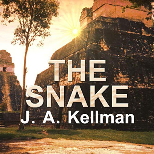The Snake Audiobook By J. A. Kellman cover art