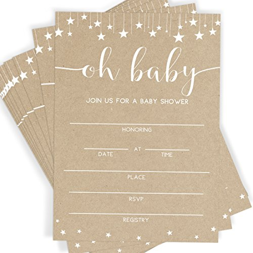 custom baby shower invitations - 2