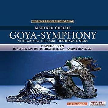 Gurlitt: Goya-Symphony & Vier dramatische Gesänge für Sopran und Orchester (World Premiere Recording)