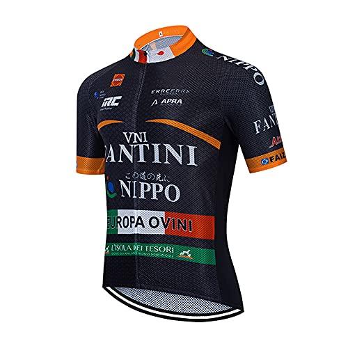 Herren Radtrikot Atmungsaktiv Schnell Trocken Radfahren Kleidung Fur MTB Rennrad