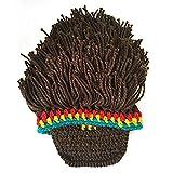 Da.Wa Vagabond Bild Lustige Hüte Wintermütze mit Bart für Weihnachtstag oder Eine Maskerade - 6