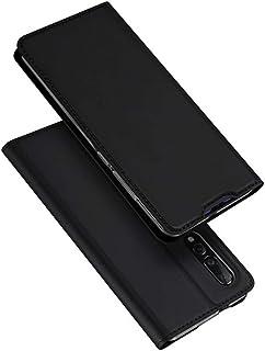 for Xiaomi Mi 9 DUX DUCIS Skin Pro Series Flip Leather Case Cover - Black