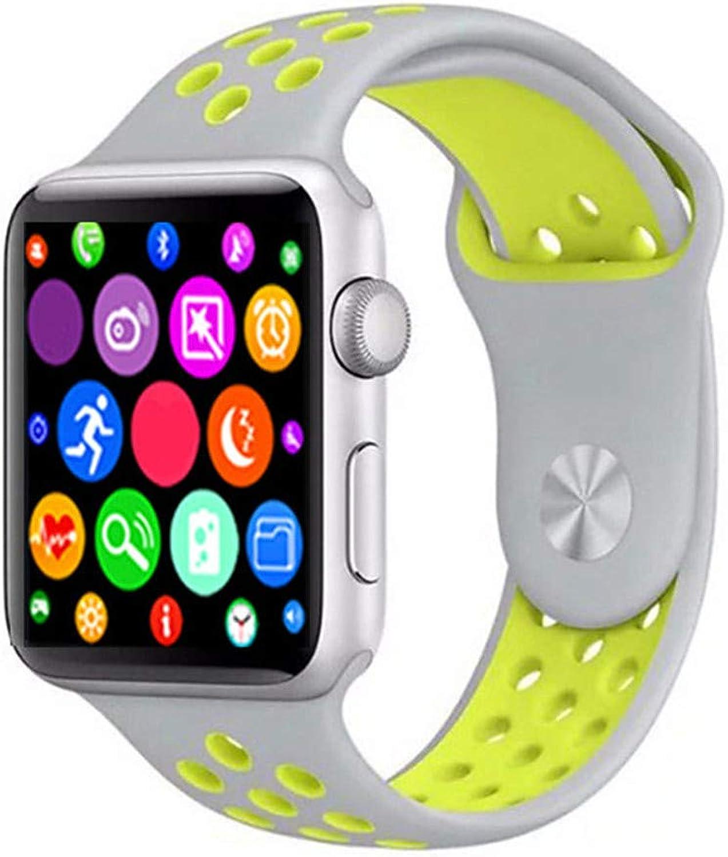 LH-YYW51 rtwatch Android iOS Blautooth Sport Wasserfest Herzschlagmonitor Touchscreen Verbrannte Kalorien Stoppuhr Schrittzhler Anruferinnerung AktivittenTracker Schlaf-Tracker Langes Standby