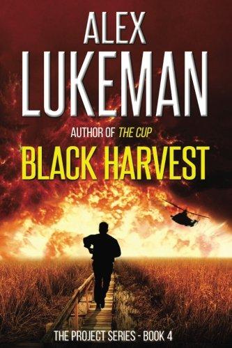 Book: Black Harvest by Alex Lukeman