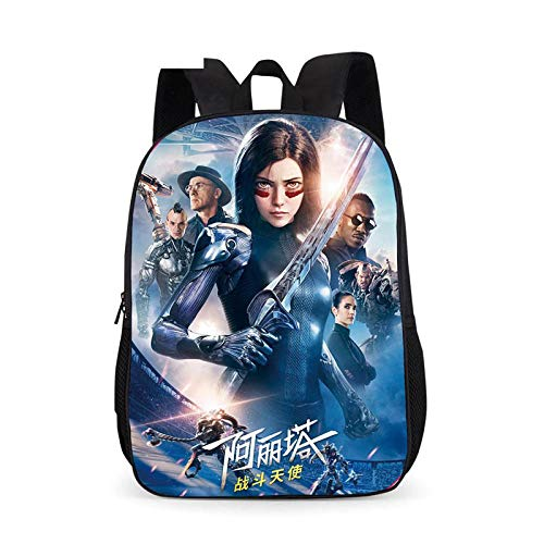 New Movie Surrounding Backpack Polyester Comfortable and wear-Resistant Primary School schoolbag-05_17 inches