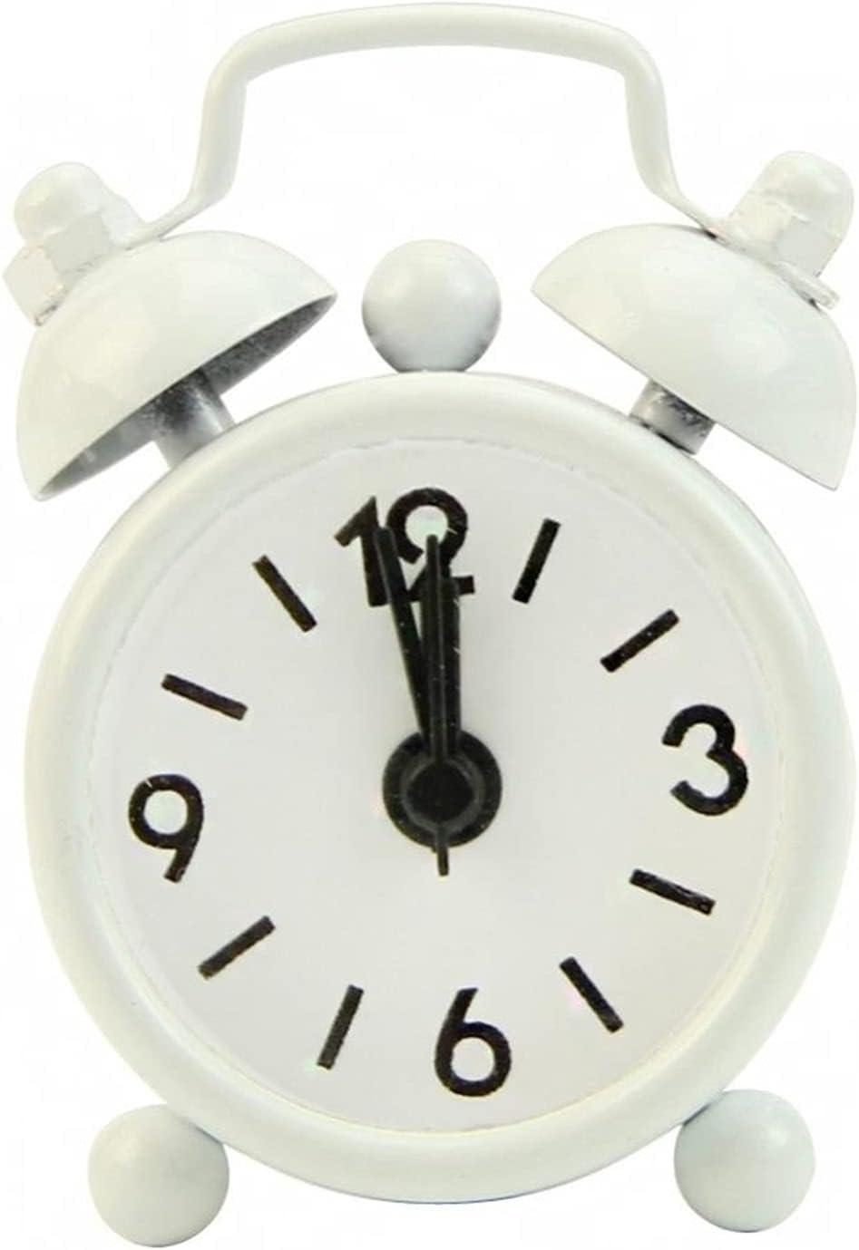 In stock Fuxwlgs Alarm Clock Student Mini Classic National uniform free shipping Home Cute B