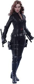 Hot Toys Marvel Captain America Civil War Black Widow 1/6 Scale Figure