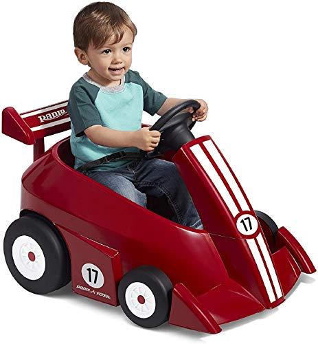 Radio Flyer Grow with Me Racer Children