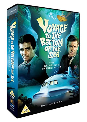 Voyage To The Bottom Of The Sea - The Complete Series Four [DVD] [1964] [Reino Unido]