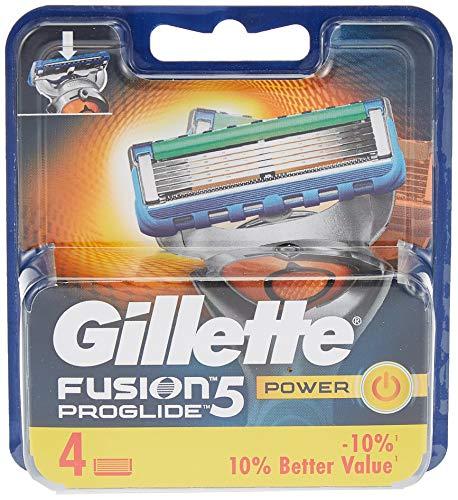 Gillette ProGlide Power blades–Hoja–Pack de 4