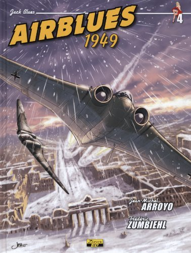 Jack Blues, Tome 4 : Airblues 1949