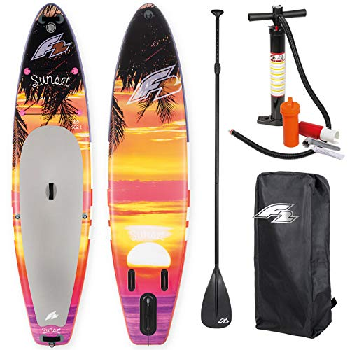 F2 SUP Sunset RED 11,5