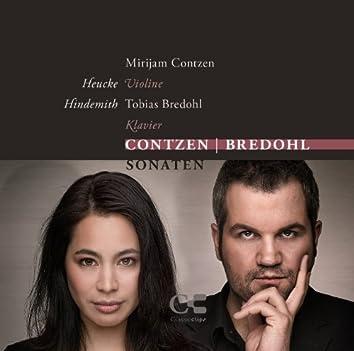 Hindemith & Heucke: Sonaten