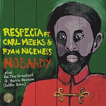 Nobaady Plus We the Greatest EP