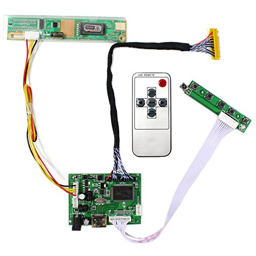 HDMI Input LCD Controller Board Voor CLAA154WP05 LP171WP4 15.4