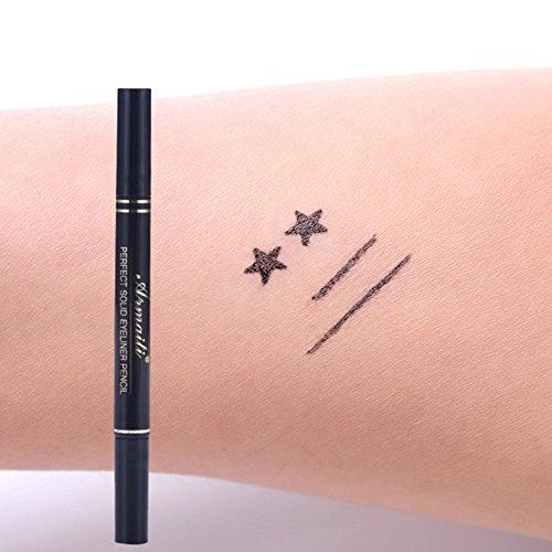 Eyeliner,Cocohot Make-Up Trendy Schwarz Wasserdicht Liquid Eyeliner Bleistift maquillaje Stern...