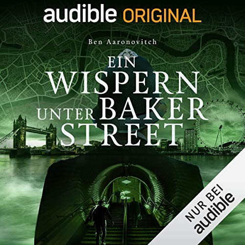 Page de couverture de Ein Wispern unter Baker Street