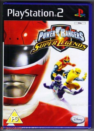 Power Rangers: Super Legends  [Edizione: Regno Unito]