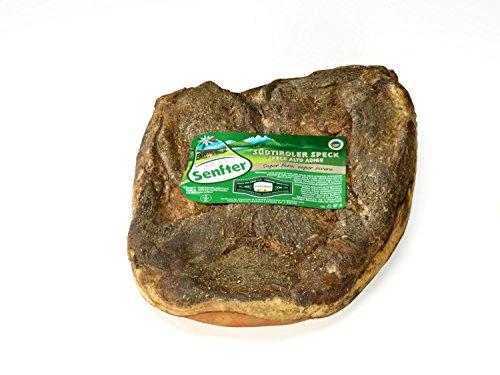 Südtiroler Schinken Speck Senfter G.G.A. 1/1 vac. ca. 4,4 kg