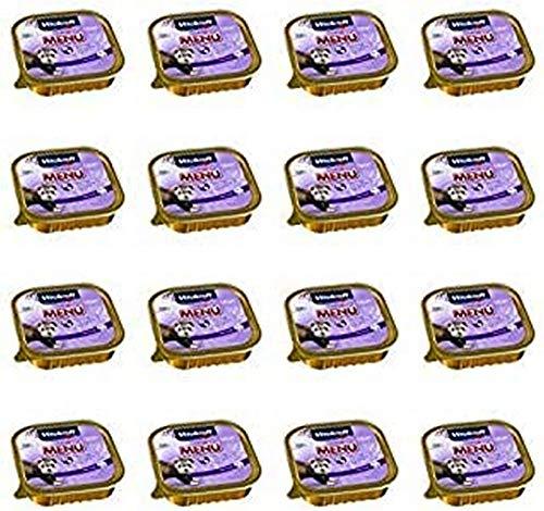 Vitakraft Premium Menü Nassfutter für Frettchen - 16x 100g